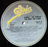 ABBA - The Singles: The First Ten Years