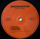 Organisation - Tone Float