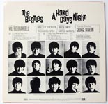 The Beatles - A Hard Day's Night - Original Motion Picture Sound Track (US)