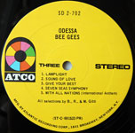 The Bee Gees - Odessa