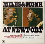 Miles Davis Sextet & The Thelonious Monk Quartet - Miles & Monk at Newport