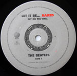 "The Beatles - Let It Be… Naked + Fly on the Wall bonus 7"" EP"