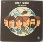 Rare Earth - One World