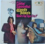 The Lovin' Spoonful In Woody Allen's ''What's Up, Tiger Lily?''