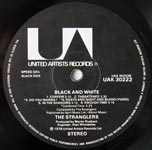 The Stranglers - Black and White